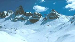 Ski Skifahren in Italien
