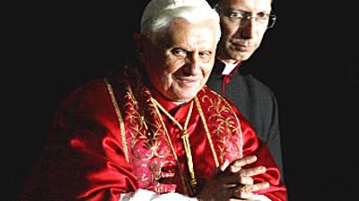 Der Papst und die Finanzkrise