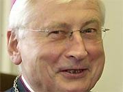 Augsburger Bischof Walter Mixa, AP