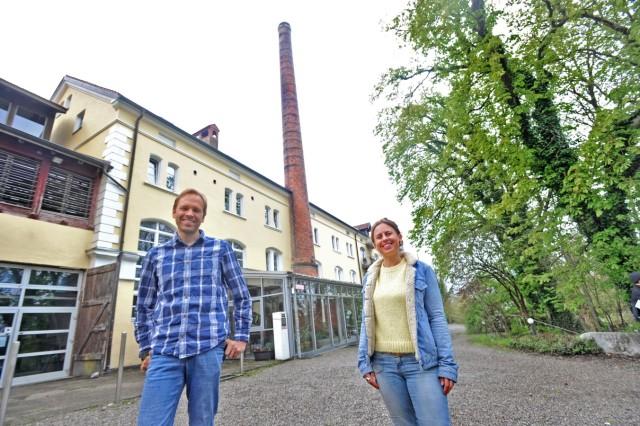 Stegen: Alte Brauerei- Dohlen Rettungsaktion