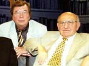 Hellmuth Karasek und Marcel Reich-Ranicki