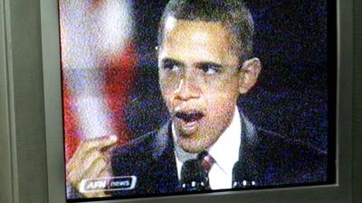 Wahlnacht im US-TV