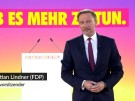 FDP-Chef Lindner verurteilt Angriffe auf Israel (Vorschaubild)