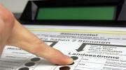 Wahlcomputer; dpa