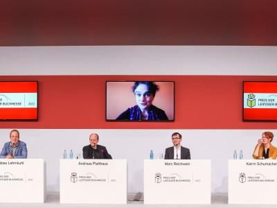 Preis der Leipziger Buchmesse: Der Blick der Anderen