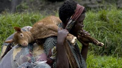 Krieg im Herzen Afrikas