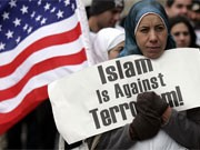 Islam-gegen-Terrorismus-Demonstration, Reuters