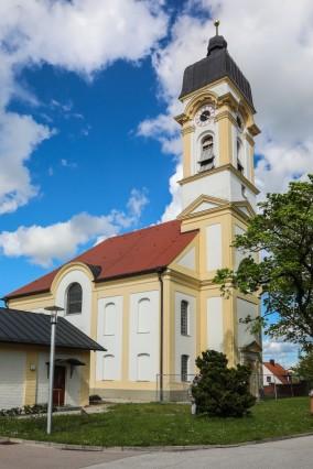 Hofmarkkirche Heiliges Kreuz