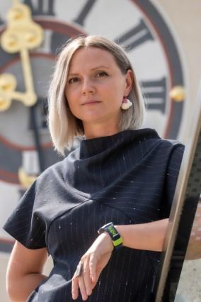 Stadtschreiberin Graz, Volha Hapeyeva; Bilder für die Sonderberichterstattung im SZ-Extra