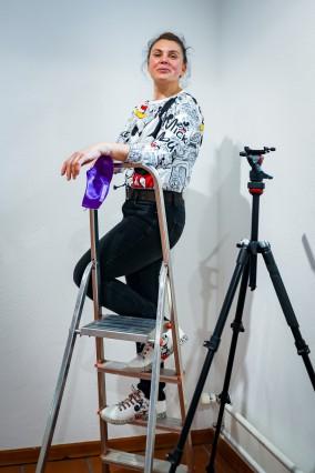OLCHING: Präsentation der aktuelle Mode von Lila-Atelier.de