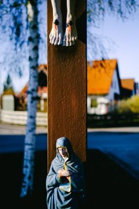 MALCHING: Porträt vom Ortskern