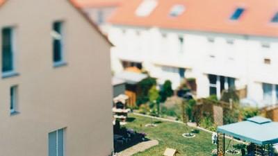 Leben Im Reihenhaus Der Zwang Zur Guten Nachbarschaft