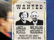 wolfgang Schäuble, Angela Merkel, Schweiz, Steuerhinterziehung, dpa