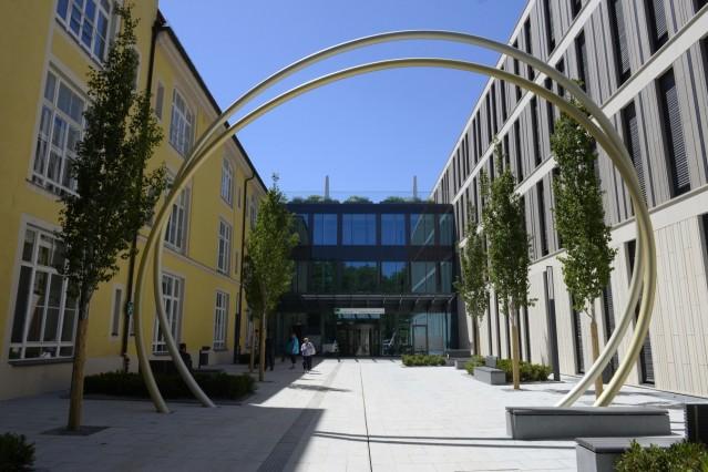 LMU Neue Innenstadtklinik, 2021