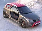 Dacia Sand'up
