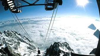 Ski Skifahren in Österreich