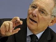 Wolfgang Schäuble dpa
