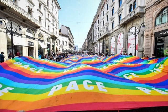 Tag der Befreiung in Italien