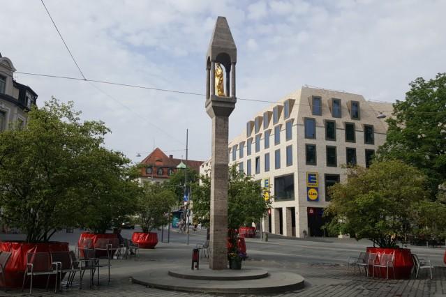 Pasing Marienplatz