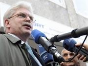 FDP-Fraktionschef Martin Zeil; ddp