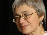 Anna Politkowskaja; dpa