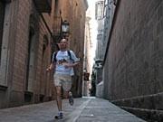 Barcelona im Schnelldurchlauf, Temsch