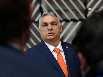 EU-Gipfel: Immer wieder Orbán