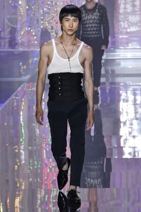 Dolce Gabbana - Runway - Spring/Summer 2022  Milan Men Fashion Week