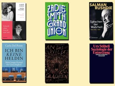Bücher des Monats: Grenzerfahrungen in der Literatur