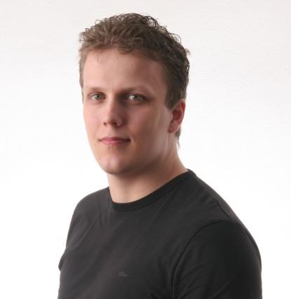 Fabian Hempel, wissenschaftlicher Mitarbeiter bei Prof. Farzin, Bundeswehruniversität in Neubiberg