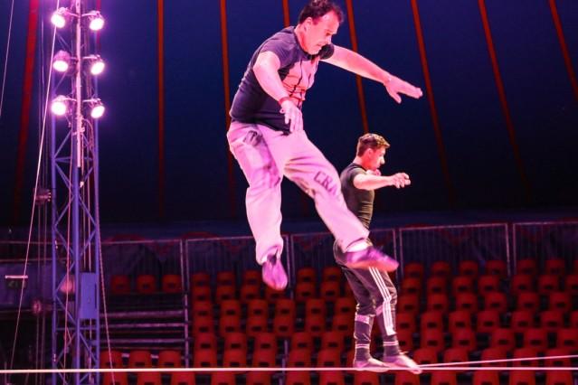 Moskauer Zirkus