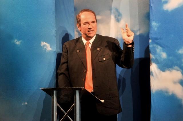 Tutzing: Polit. Akk.  Wolfgang Krebs