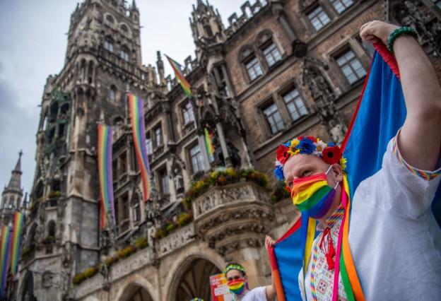 Christopher Street Day München als Livestream