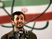 Präsident Ahmadinedschad Iran ap