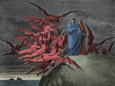 Dante-Jubiläumsjahr: Aus der Rezeptionsgeschichte: Verse, die wie Pfauen kreischen