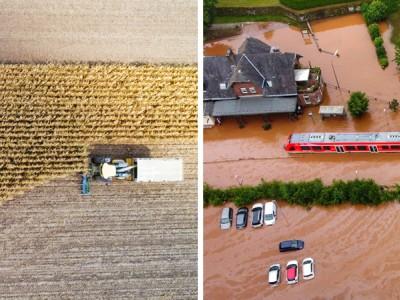 "Flut, Hitze, Erderwärmung: ""Klimawandel, das war immer woanders"""