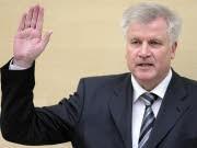 Horst Seehofer ist neuer bayerischer Ministerpräsident, ddp
