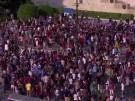 Polizei löst Anti-Impfpflicht-Protest in Athen auf (Vorschaubild)