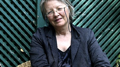 Porträt: Brigitte Schwaiger
