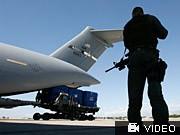 USA Port-au-Prince Flughafen Haiti Erdbeben Hilfsgüter Reuters