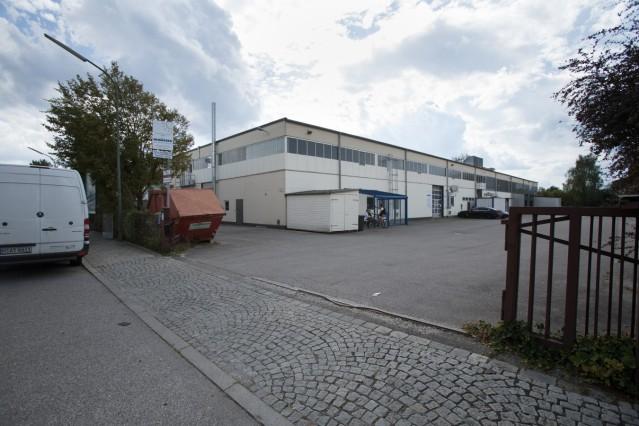 Gewerbegebiet Kirschgelände in Allach-Untermenzing,