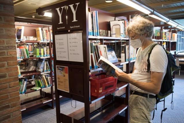 Letzter Tag der Stadtbibliothek im Gasteig