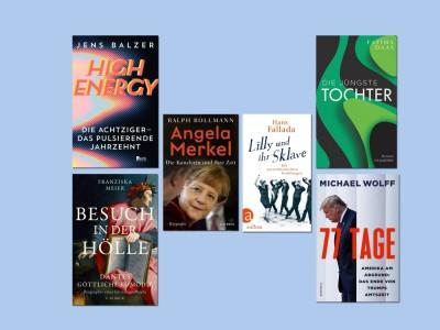 Bücher des Monats: Hochenergetisch