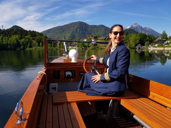 Schwung Bilder für die Lightbox Reise, alle Bilder zeigen Motive vom Grundlsee (Steiermark, Österreich)