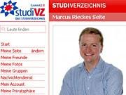 Marcus Riecke, StudiVZ