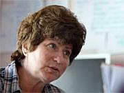 Menschenrechts-Anwältin Moskalenko; AFP