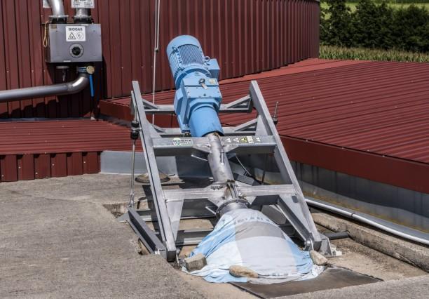 Biogasanlage Kleinkatzbach