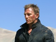 Daniel Craig als James Bond in Ein Quantum Trost