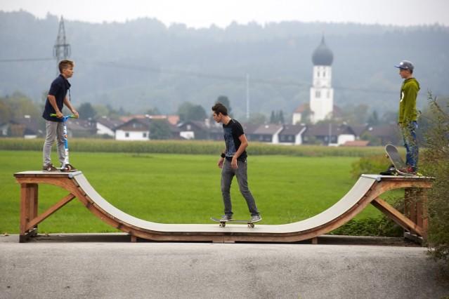 Skaterpark Waldram