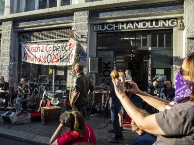 Gentrifizierung in Berlin: Das ist nicht mehr unser Haus
